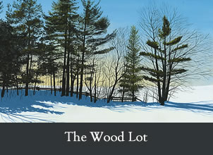 the wood lot